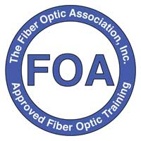 FOA - Approved Fiber Optic Training