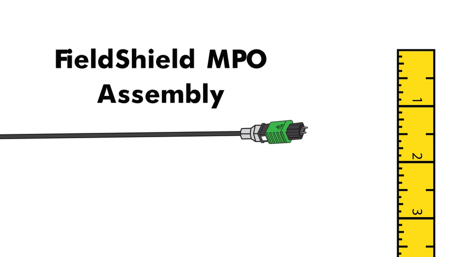 FieldShield MPO Pushable video