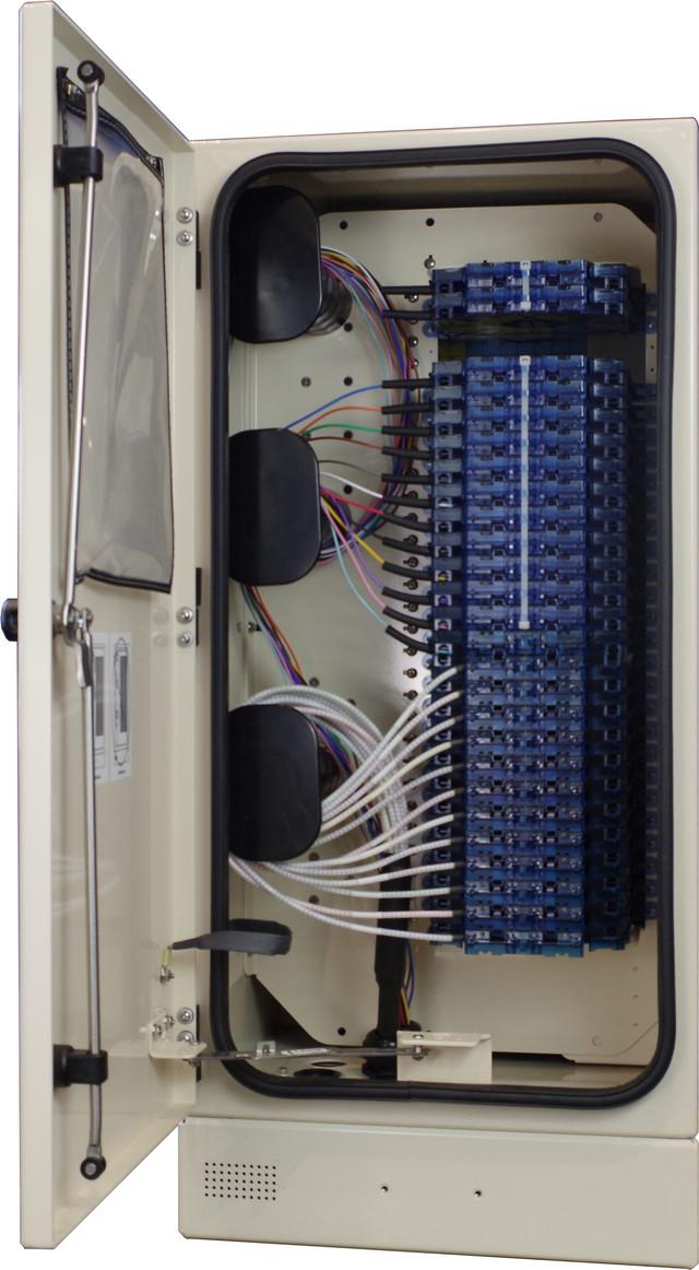 Fiber Cabinet Fieldsmart Fiber Scalability Center Fsc