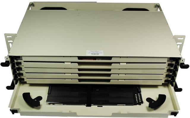 FieldSmart FxDS On-Frame 6 Drawer Splice Deck