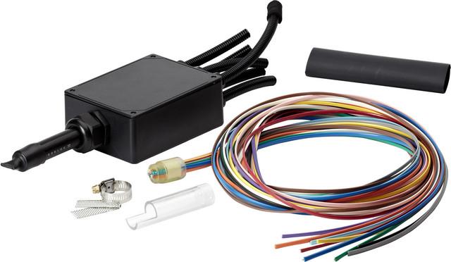Ribbon Cable Breakout : High fiber ribbon breakout kit