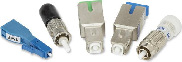 WaveSmart Build-Out Fiber Optic Attenuators
