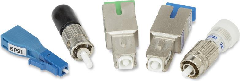 WaveSmart Build-Out Fiber Optic Attenuators