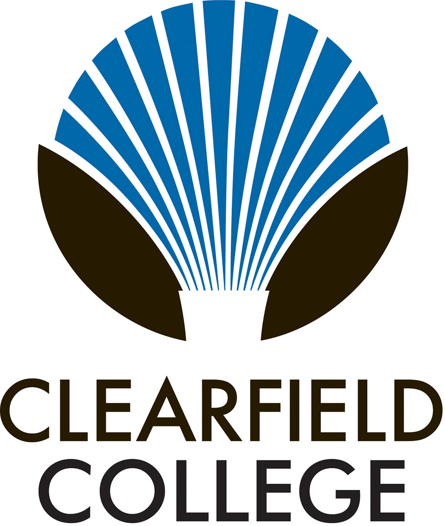 Clearfield College logo