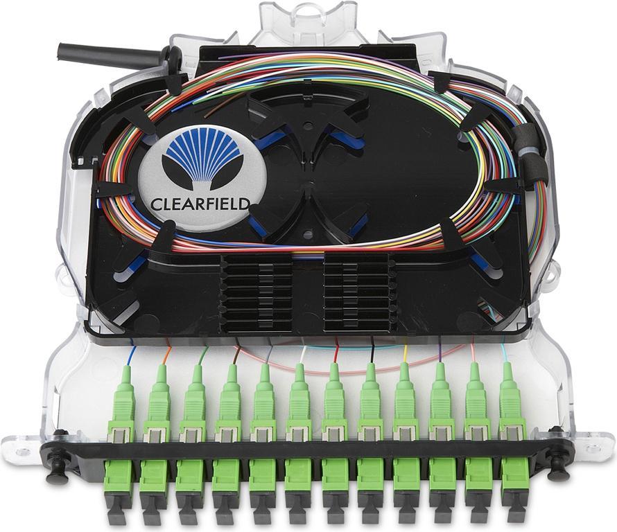 Clearview Classic Fiber Cassette