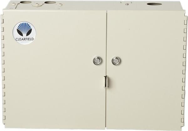 Fiber Delivery Point: Indoor Wall Mount Panel