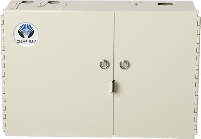 FieldSmart Fiber Delivery Point (FDP) Indoor Wall Mount Panel - 36, 96 and 144 Port
