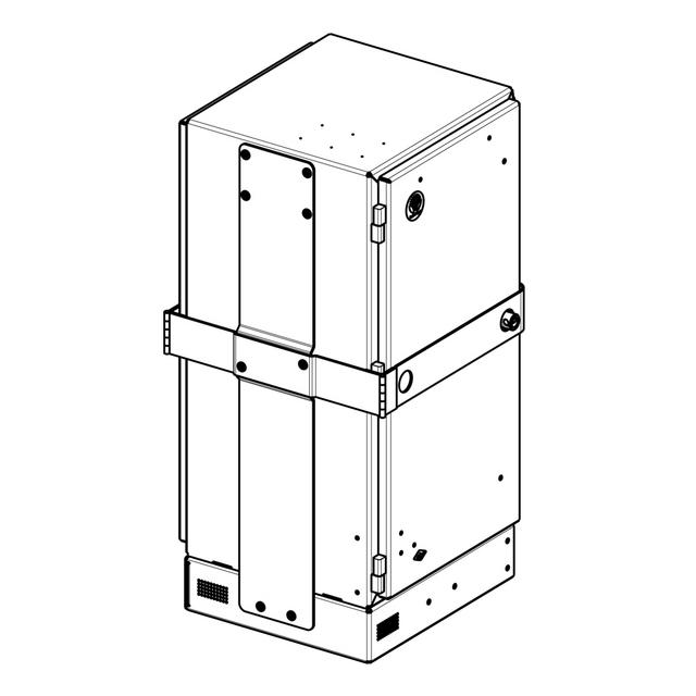 FieldSmart Fiber Scalability Center (FSC) Cabinet Security Strap