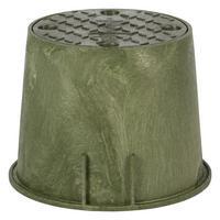 "9"" Round Top CraftSmart Fiber Protection Box"