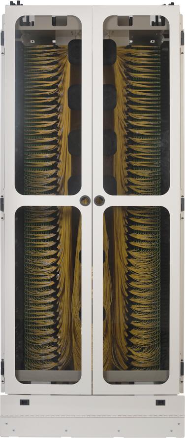 High Density Fiber Distribution Frame
