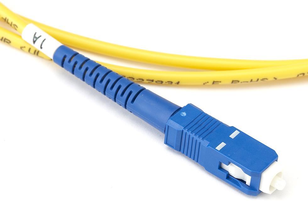 Blue Indoor Fiber Jumper Cables
