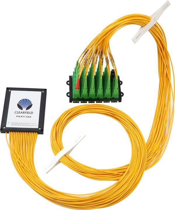 Industry Standard Splitter Module