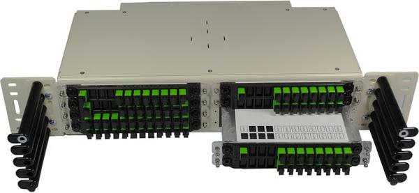 FieldSmart FxDS Optical Component Chassis (OCC)