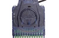 Fiber Cassettes, Clearview Blue