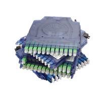 Multiple Clearview Blue Cassettes