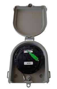 YOURx-TAP - Fiber Test Access Point With Lid Open