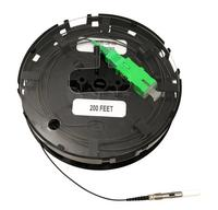 FieldShield StrongFiber Cable set in deploy reel