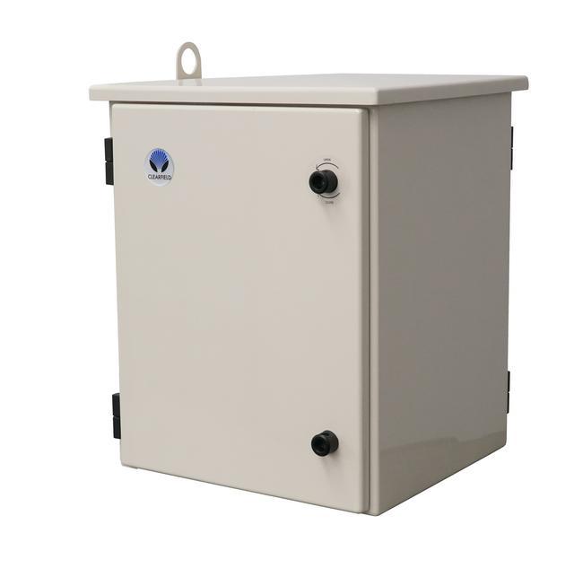 FieldSmart Fiber Distribution Hub (FDH) 144-Port Cabinet