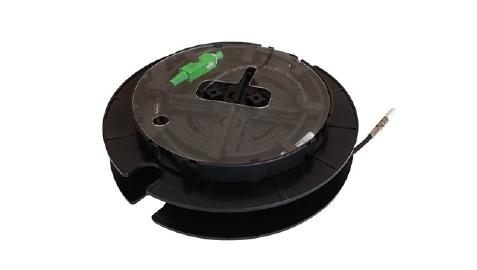 FieldShield FLEXdrop Fiber Optic Cable Deploy Reel
