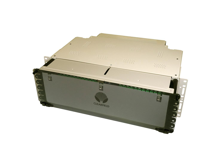 FieldSmart High Density Fiber Crossover Multi-Purpose (FxMP) Patch Panel