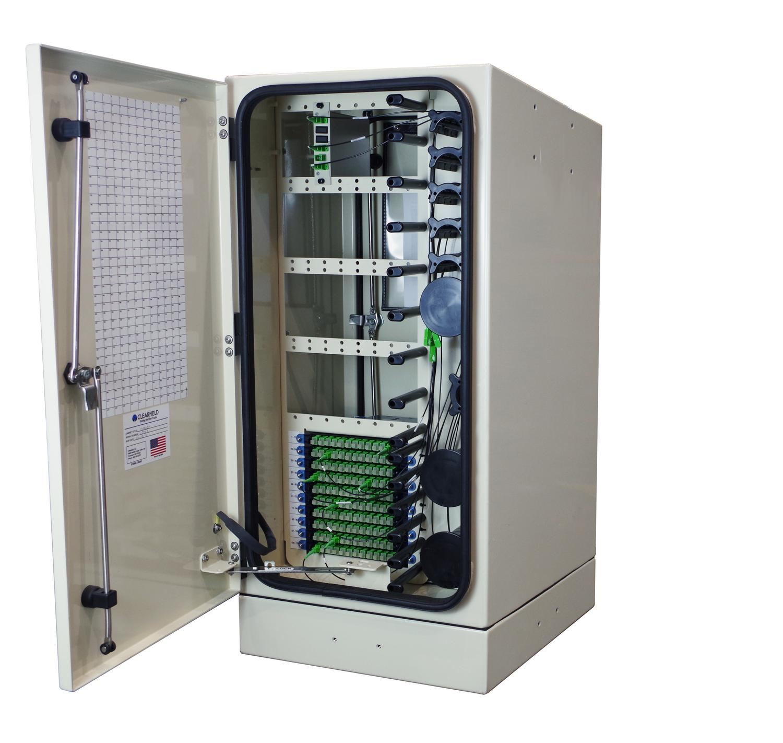 FieldSmart Fiber Scalability Center (FSC) Hub Collapse Cabinet (HCC)
