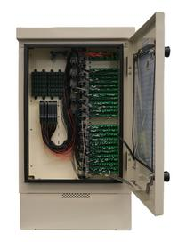 Front image of StreetSmart Pre-Assigned FDH Cabinet