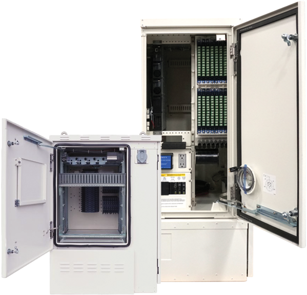 Active Fiber Cabinets