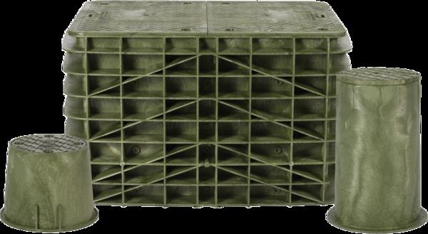 Vaults & Boxes