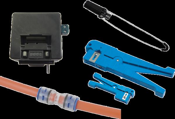 Herramientas para Microducto y Accesorios