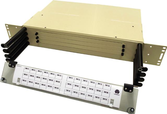 FieldSmart FxDS Tower Access Chassis and Modules
