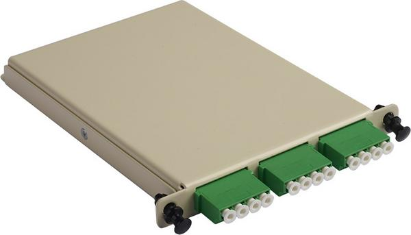 WaveSmart ½ Wide LGX Modular Optical Components