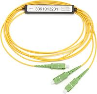 Image of a fiber breakout assembly