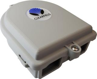 YOURx-TAP - Fiber Test Access Point (TAP) With Lid Closed