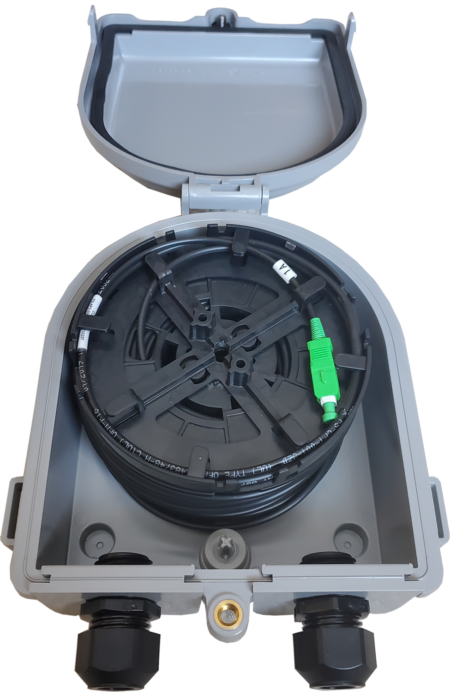 YOURx-TAP Fiber Home Deployment Kit